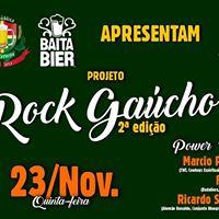 Rock Gacho 2 Edio