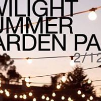 Twilight Summer Garden Party