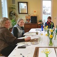 Botanical Drawing and Watercolor Workshop August 19
