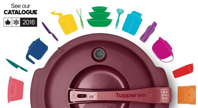 Fundraising Tupperware Party at Kooka – Tupperware Party Invitation