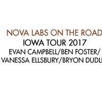 Nova Labs On The Road - Iowa Tour 2017