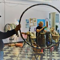 January Hoop Church - A monthly dance drum and flow event