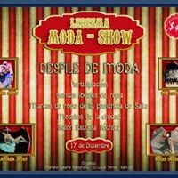 LEDESMA MODA SHOW 2 EDICION - CIRCUS