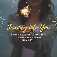 Journey into You - Group Healing with Renee Roccuzzo