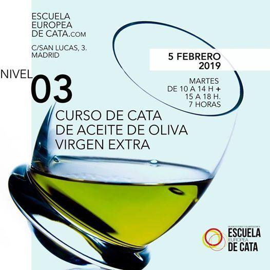 Nivel 3. Curso De Anlisis Sensorial y Cata. AOVE