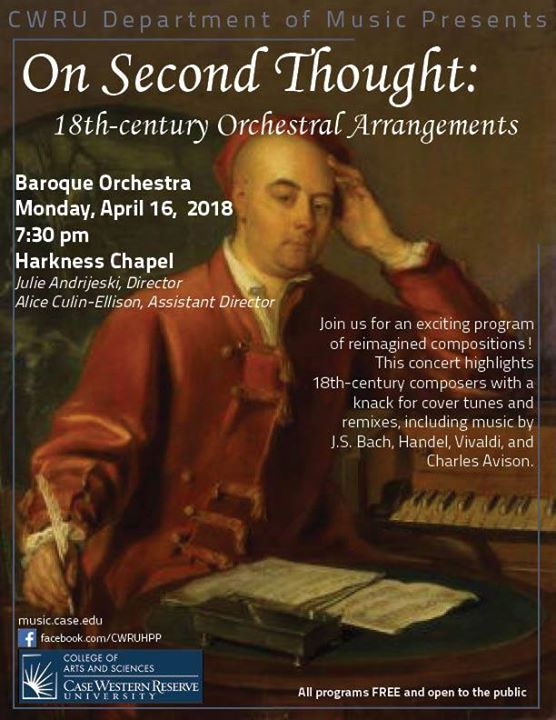 Baroque Orchestra Concert