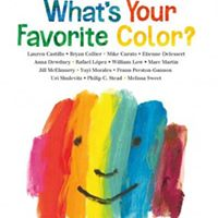 Whats Your Favorite Color Book Party