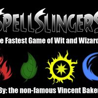 Spellslingers card game night