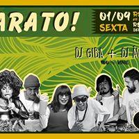 Que Barato - VAINE  DJs GIBA e VNER ll VInil