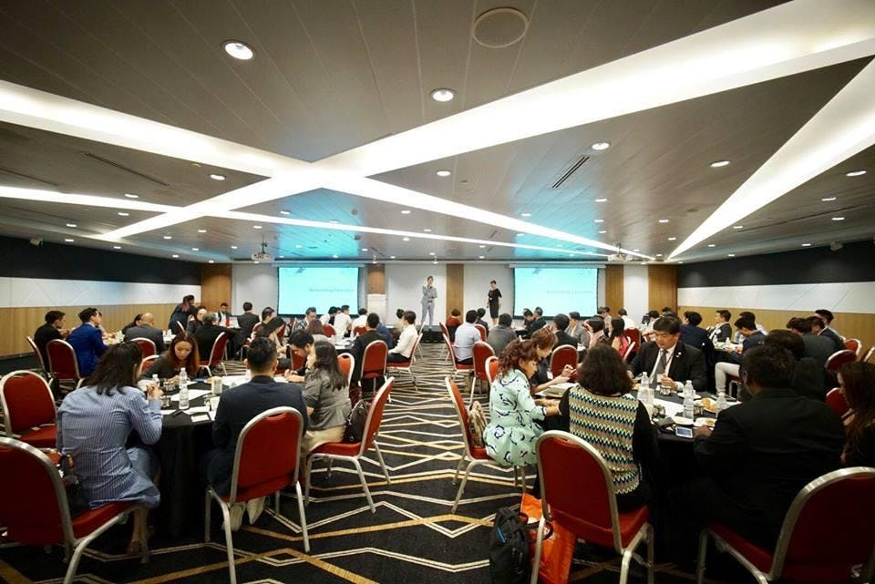 Breakfast Networking With 80 Entrepreneurs - 19 April 2018