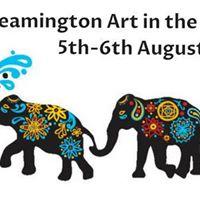 ARTventurers at Leamington Art in the Park Festival