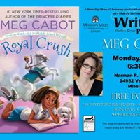 Meg Cabot in Mission Viejo