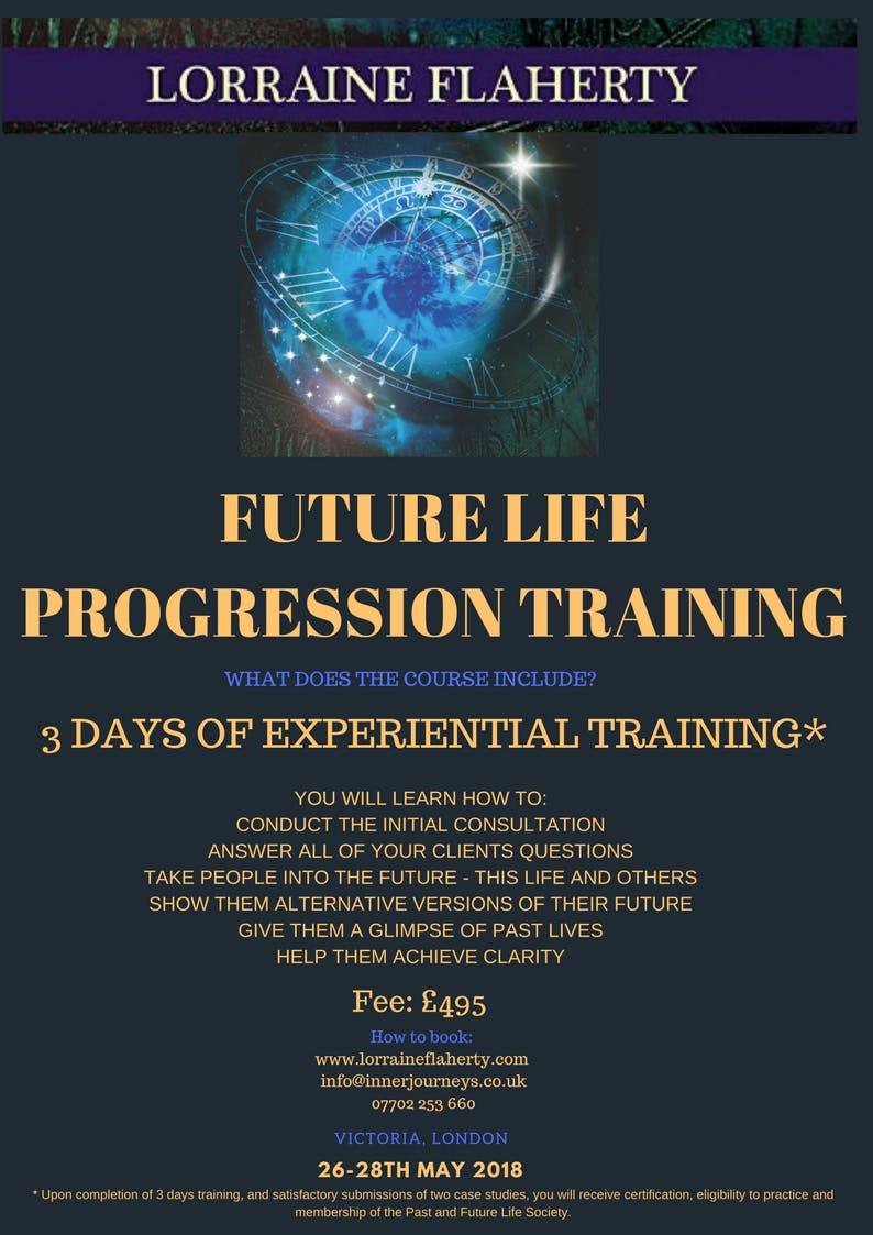 Future Life Progression Training