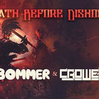 Death Before Dishonor Tour Bommer &amp Crowell