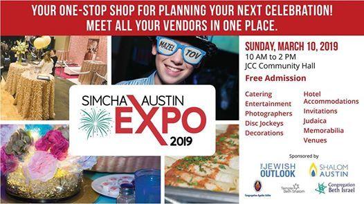 Simcha Austin Expo