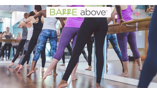 Barre Above Training- Pittsburgh PA