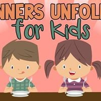Manners Unfolded for Kids
