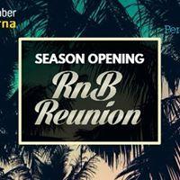 RNB Reunion - Season Opening  Cvetliarna 29.September