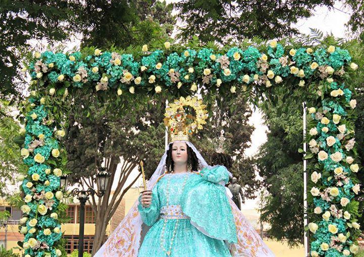 Festividad en honor a la Virgen de la Candelaria (Tacna - Per)