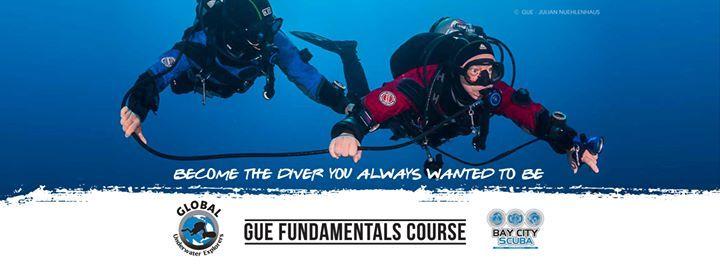 GUE Fundamentals Program Weekend 1