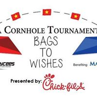 Bags To Wishes Cornhole Tournament