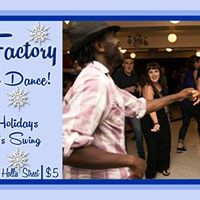 Holiday Swing Factory - Learn to Swing Dance