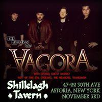 The Shillelagh Tavern presents The Return Of Vagora