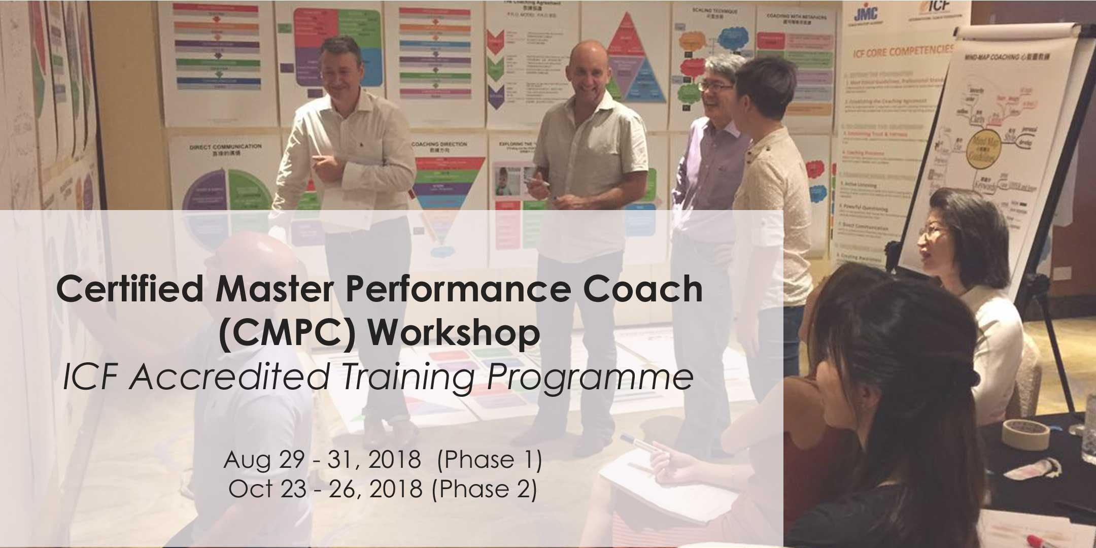Coach Certification Programme For Professional Leadership Life