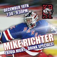 Meet NY Rangers Legend Mike Richter