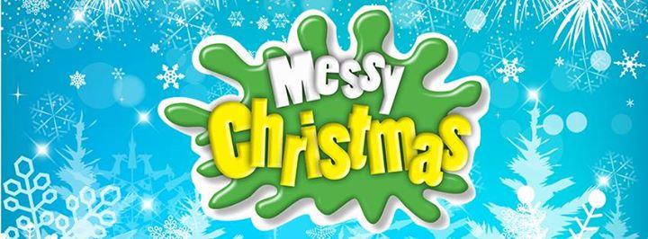 Messy Church Christmas Crafts