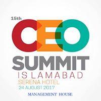 CEO Summit Islamabad
