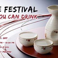 Ippudo BSC Sake Fest