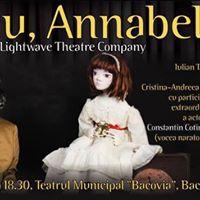 Sunt eu Annabel by Lightwave Theatre