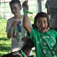Fluvanna 4-H Livestock Club Show