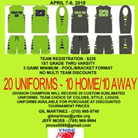 The Uniform Tournament-Topeka Kansas