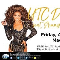 4th Annual UTC Drag Show feat. Shangela benefiting Chattanooga Cares