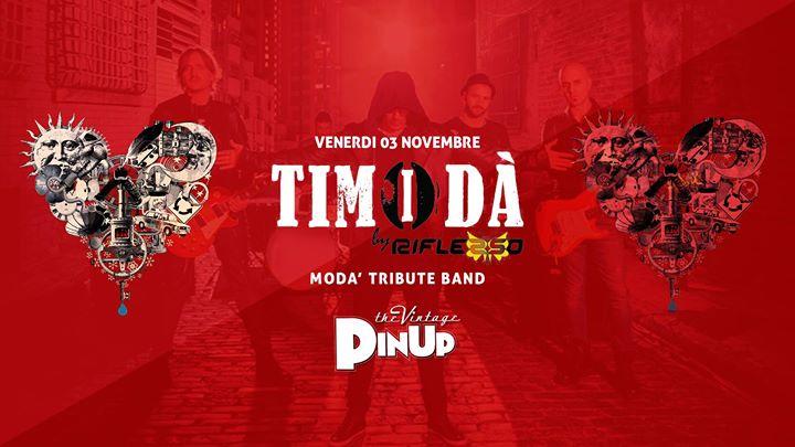 Timodà - Tributo ai Modà - PinUp Pub at PinUp Pub, Provincia di ...