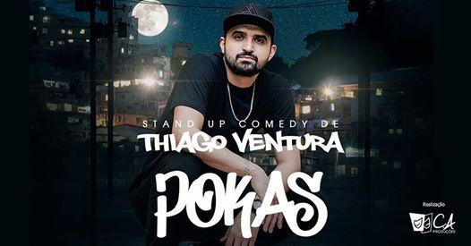 Thiago Ventura em SalvadorBA