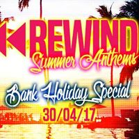 My Playhouse presents Rewind Classics Summer Anthems