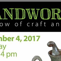 Handworks a show of craft and art