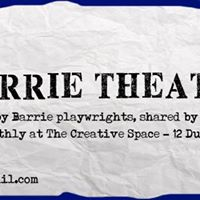 Barrie Theatre Lab 11