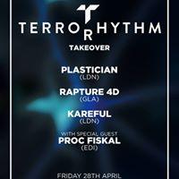 Terrorhythm Takeover PLASTICIAN
