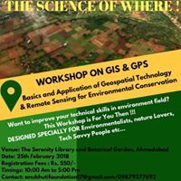 Workshop on GIS and GPS