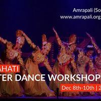 Winter Dance Workshop 2017