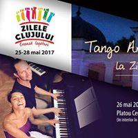 Tango Argentinian la Zilele Clujului 2017