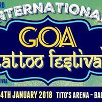 Goa Tattoo Festival