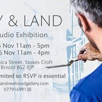 City &amp Land A Studio Exhibition