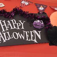Halloween Family YOGA and Craft