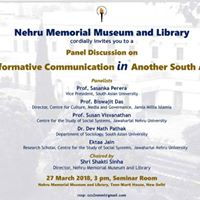 Performative Communication in Another South Asia