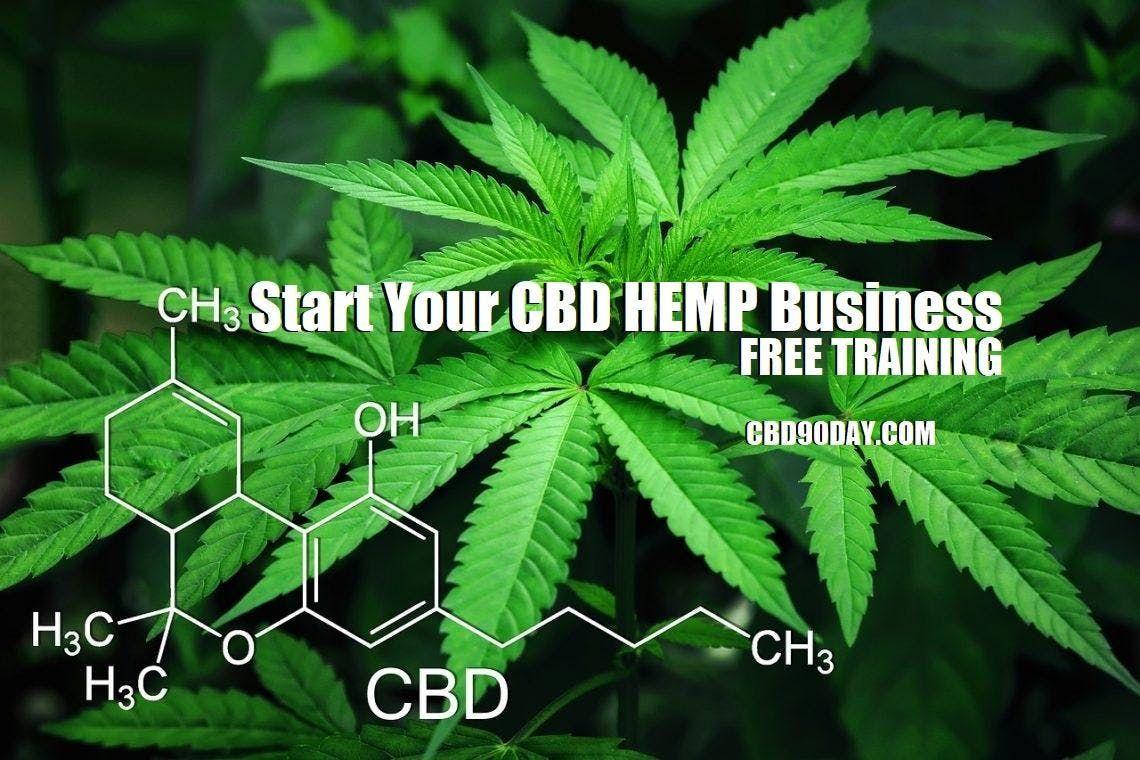 How to Start Your CBD HEMP Business - Baltimore MD
